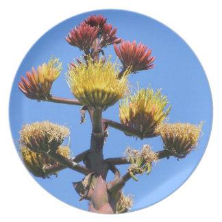 Century Plant Plate