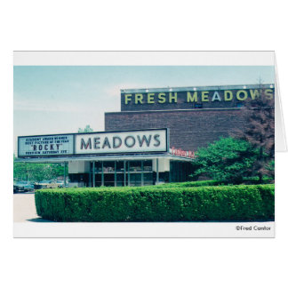 Century's Meadows Note Cards
