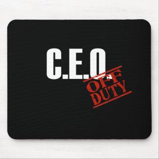 CEO DARK MOUSE PAD