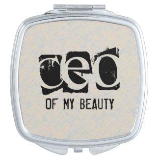 CEO de mi belleza Espejos Maquillaje