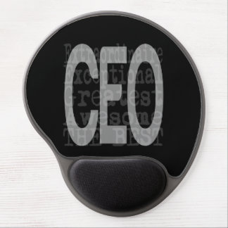 CEO Extraordinaire Gel Mouse Pad