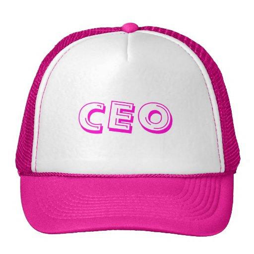 CEO GORRAS