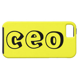 CEO iPhone 5/5S, Vibe Case