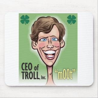 CEO of TROLL Mousepad