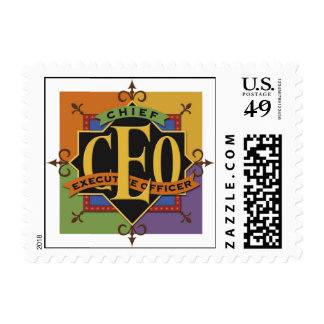 """""""CEO"""" Stamp"""