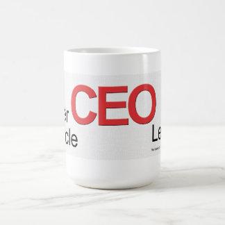 CEO's Mug or Stein