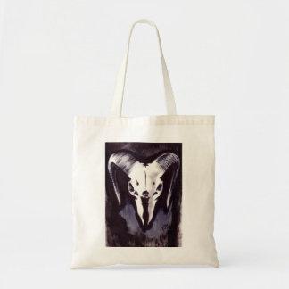 Cephalomancy Tote Bag