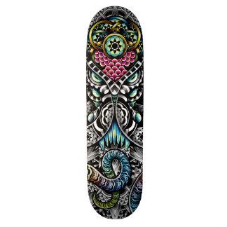 Cephalopod Custom Skate Board