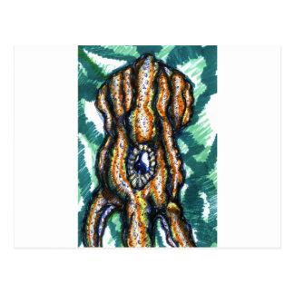 Cephalopod Oceanus Postcard