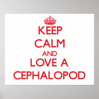 Cephalopod Print