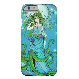 Cephalopod Princess Barely There iPhone 6 Case