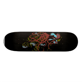 Cephalopod Sushi Skate Deck