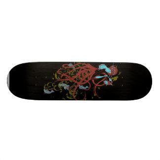 Cephalopod Sushi Skateboard Deck