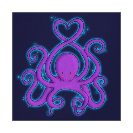 Cephalove Wrapped Canvas Stretched Canvas Prints