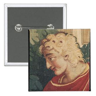 Cephalus y Procris, detalle de la cabeza de Pin Cuadrado