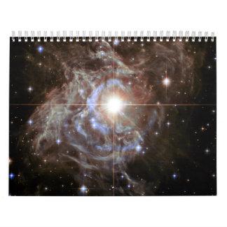 Cepheid Variable Star RS Puppis Wall Calendars