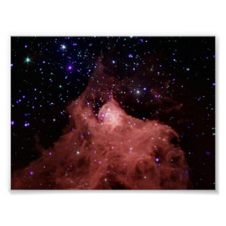 Cepheus B Star Formation Space NASA Posters