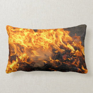 Cepillo ardiente almohada