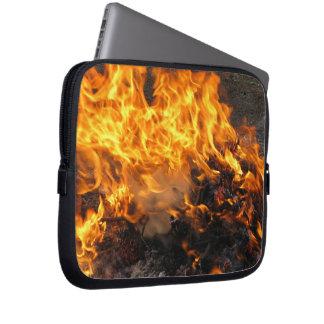 Cepillo ardiente mangas computadora