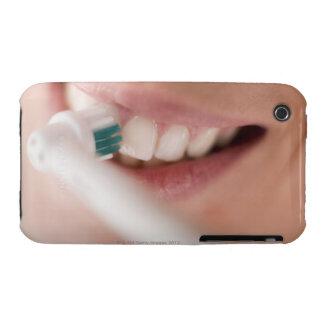 Cepillo de dientes eléctrico. Estos dispositivos iPhone 3 Case-Mate Cobertura