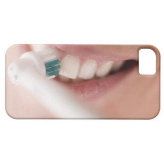 Cepillo de dientes eléctrico. Estos dispositivos iPhone 5 Carcasa