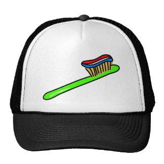 Cepillo de dientes gorros