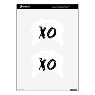 Cepillo de XO mínimo Mando Xbox 360 Skins