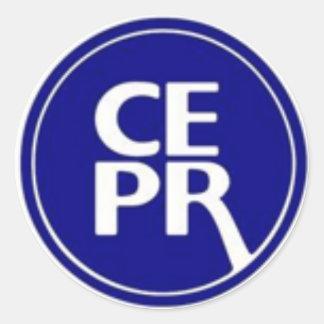 CEPR Sticker