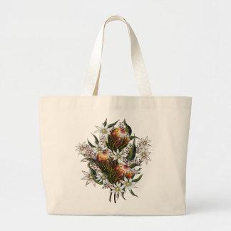 Cera de Geraldton, flores de la franela, Banksia Bolsas