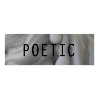 Cera poética póster