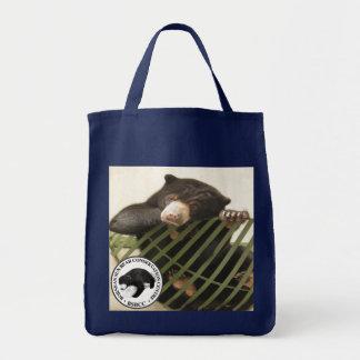 CERAH SUN BEAR Tote Bag