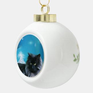 Ceramic Ball Ornament