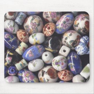 Ceramic Beads Mouse Pad