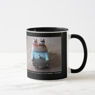 Ceramic Cats Mug