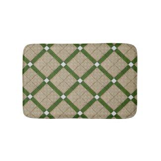 Ceramic Concrete Diagonal Tiles Mediterranean