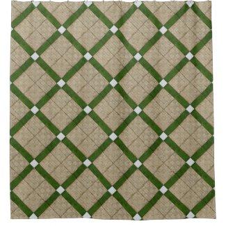 Ceramic Concrete Tiles Diagonal Mediterranean