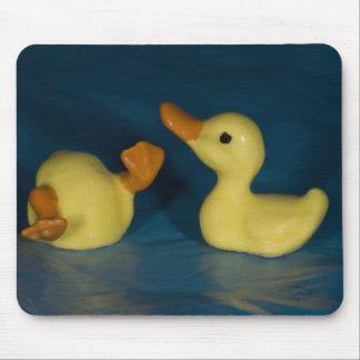 Ceramic Ducks Mouse Pad