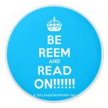 [Crown] be reem and read on!!!!!!  Ceramic Knobs Ceramic Knob