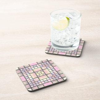 Ceramic Mosaic Coaster