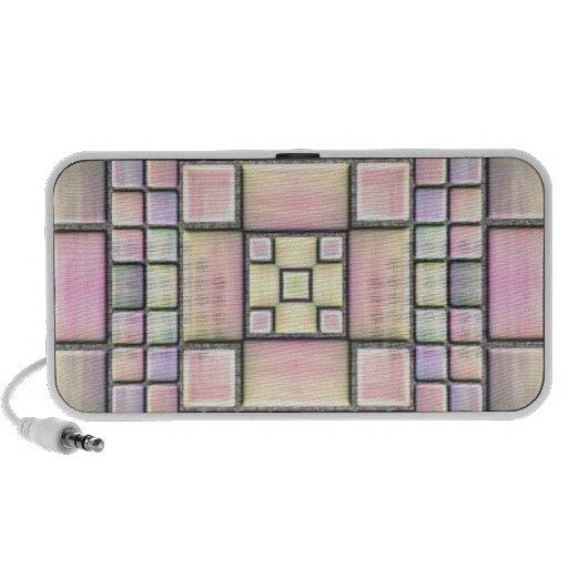 Ceramic Mosaic iPod Speaker