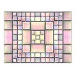 Ceramic Mosaic Postcard