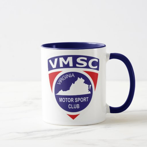 VMSC logo mug