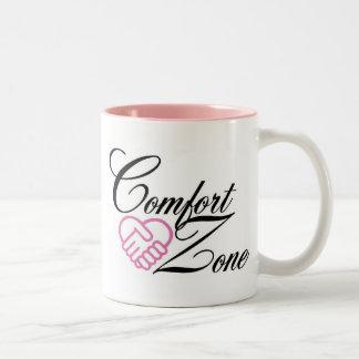 Ceramic Mug -Comfort Zone Logo