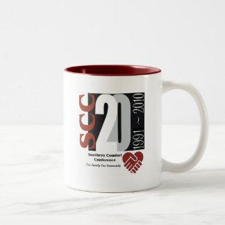 Ceramic Mug SCC Anniversary Logo