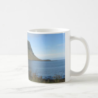 Ceramic Mug With Picture Of Hill