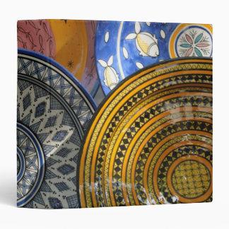 Ceramic Plates Vinyl Binders