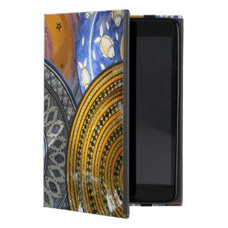Ceramic Plates iPad Mini Case