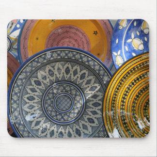 Ceramic Plates Mouse Pad