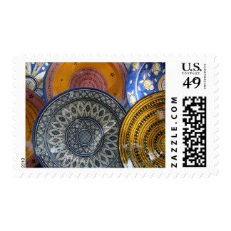 Ceramic Plates Postage