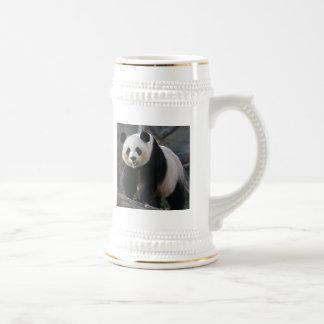Ceramic Polar Bear Stein 18 Oz Beer Stein